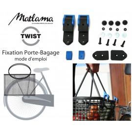 Le Kit fixation porte-bagage