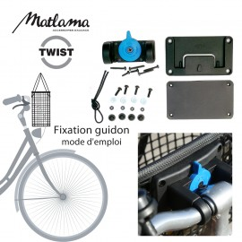 Le Kit fixation guidon